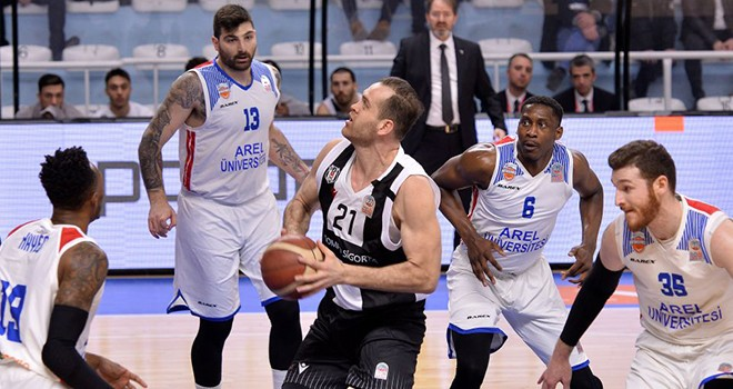 Büyükçekmece - Beşiktaş Sompo Sigorta: 81-92