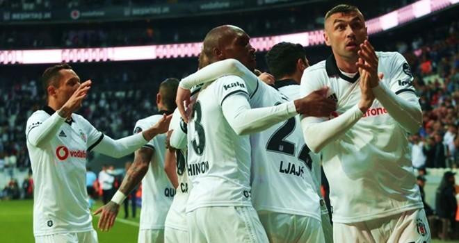 Trabzonspor - Beşiktaş karşı karşıya