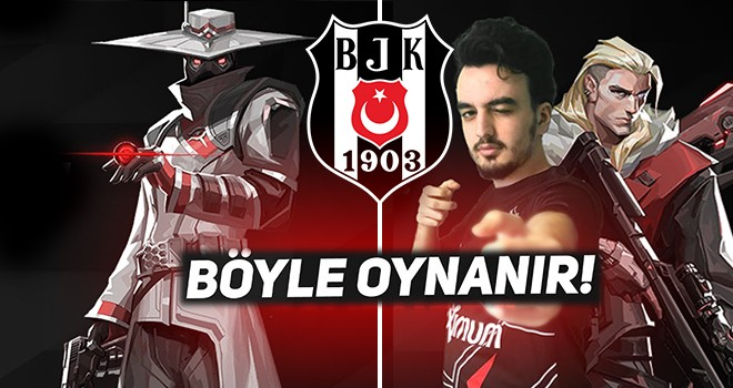 Beşiktaş Esports'tan yeni seri: Böyle Oynanır!
