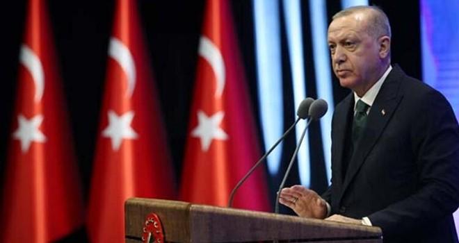 Erdoğan yargı dünyasına seslendi