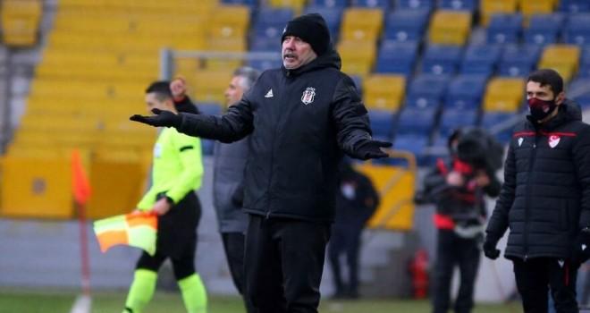 Teknik direktör Sergen Yalçın açıklamalarda bulundu.