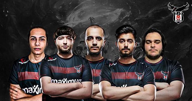 Beşiktaş Espor Takımı, League of Legends Akademi Ligi'nde Play-Off müsabakalarında!