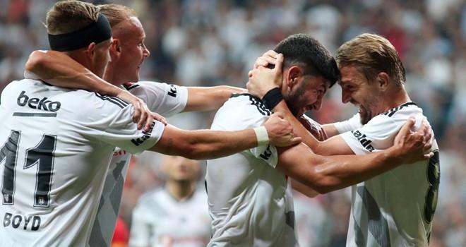 Gazişehir Gaziantep FK - Beşiktaş karşı karşıya