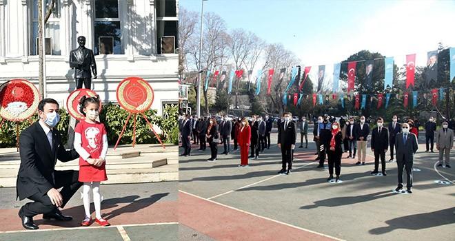Beşiktaş'ta 23 Nisan coşkuyla kutlanıyor!