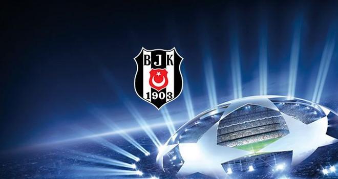 Beşiktaş, UEFA Şampiyonlar Ligi'nde!..