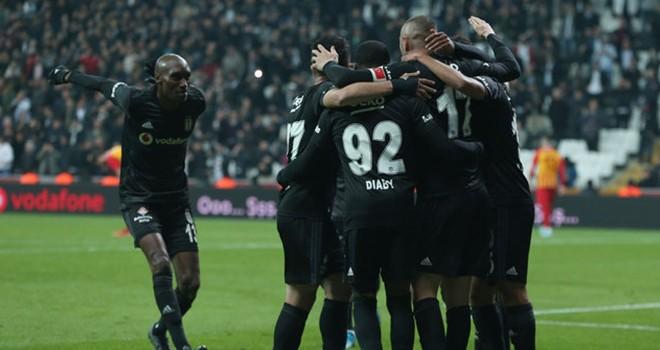 Vodafone Park'ta dev karşılaşma! Beşiktaş - Sivasspor