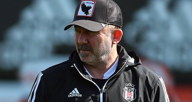Sergen Yalçın'dan Beşiktaş yönetimine şart