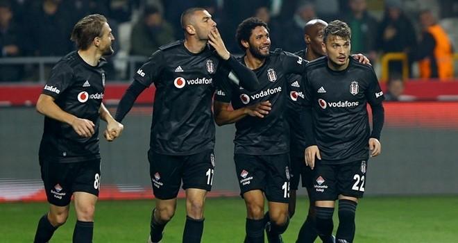 Beşiktaş'ta tüm gözler derbiye çevrildi