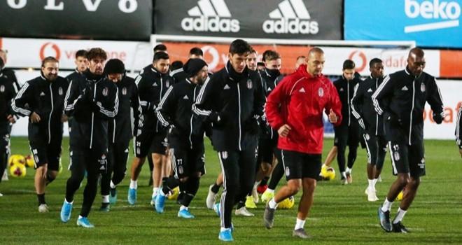 Beşiktaş, Gençlerbirliği ile karşılaşmaya hazır