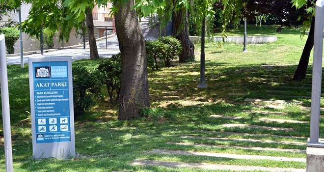 Beşiktaş'ta organik atıklar doğayla buluşuyor
