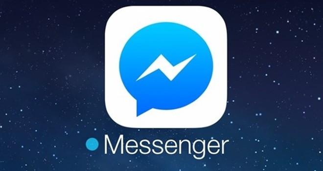 Facebook Messenger'da mesaj silme özelliği