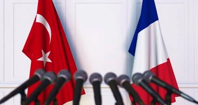 Türkiye ve Fransa'dan ortak hareket kararı