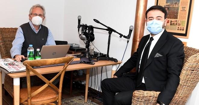 Beşiktaş Belediye Başkanı Rıza Akpolat Radyo Beşiktaş aracılığıyla Beşiktaşlılara seslendi!