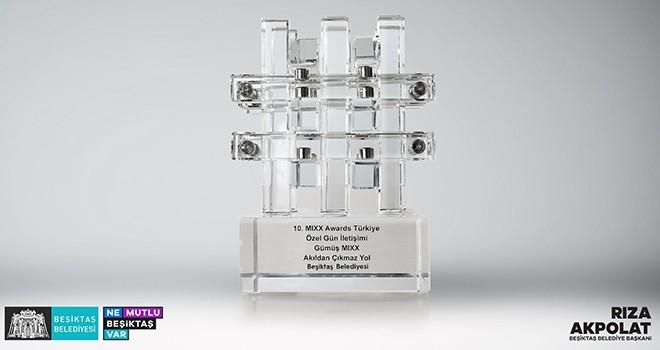 10 Kasım Dijital Projesi'ne MIXX Ödülü