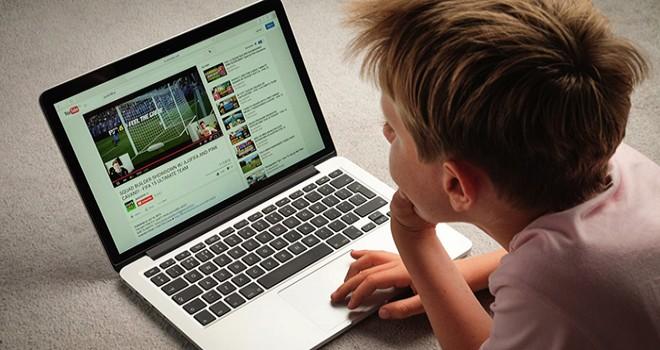 YouTube ve çocuklar