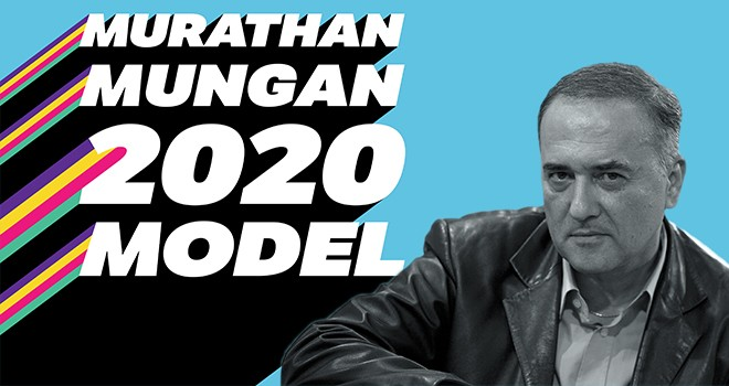 Murathan Mungan'ın 2020 Model albümü yayınlandı