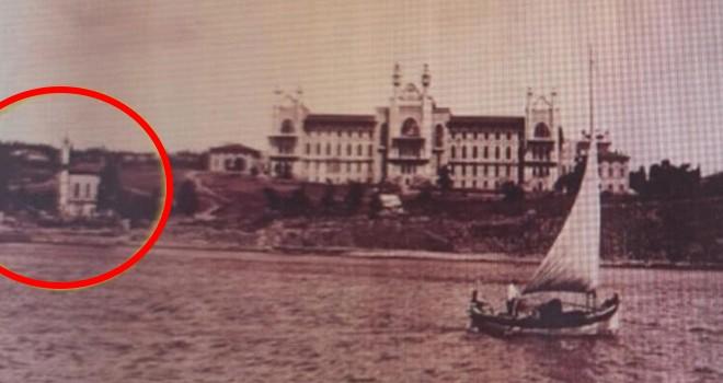 Kaybolan tarihi eserlerden en büyüğü Beşiktaş'ta