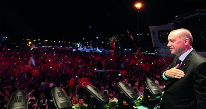 Türkiye tek yürek oldu