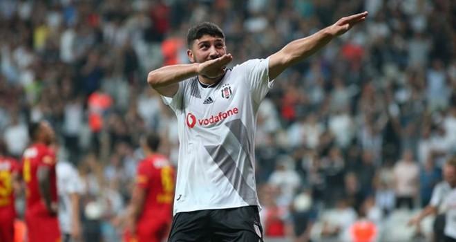 Güven'in hedefi Beşiktaş'ta kaptanlık