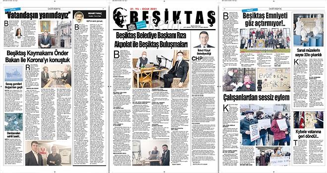 Yerel yöneticiler Beşiktaş Medya Grup'u seçti