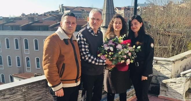 Beşiktaş Emniyeti'nden Beşiktaş Medya Grup'a ziyaret