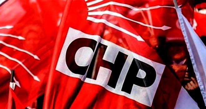 CHP'de kurultay için  oturma eylemi