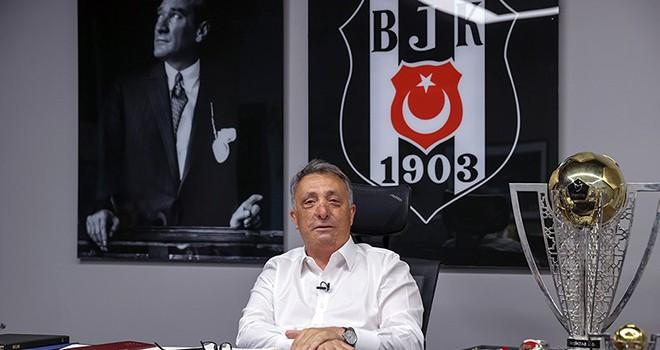 Başkan Çebi: Beşiktaş sizsiniz
