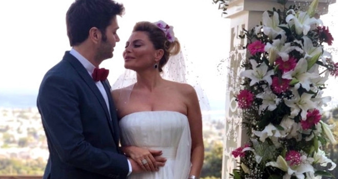 Seray Sever'den 24 saatte hem nişan hem düğün