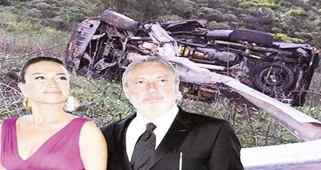 Demet Akbağ'ın eşi hayatını kaybetti