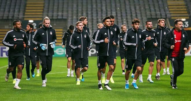 Kartal, Braga maçına hazır