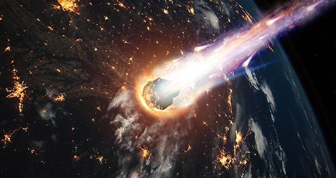 NASA açıkladı! Dünya'ya yaklaşıyor