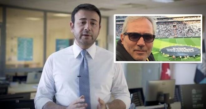 Gazeteci İsmail Baştuğ, Beşiktaş Belediye Başkanı Rıza Akpolat'ın neden Korona olduğunu kaleme aldı!