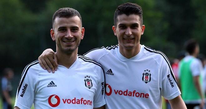 Oğuzhan ve Necip'ten Beşiktaş için fedakarlık