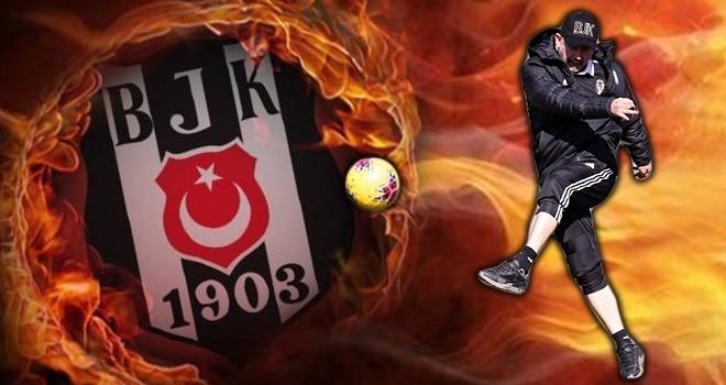 Sergen Yalçın: Beşiktaş kimliği olan bu camianın adamıyım