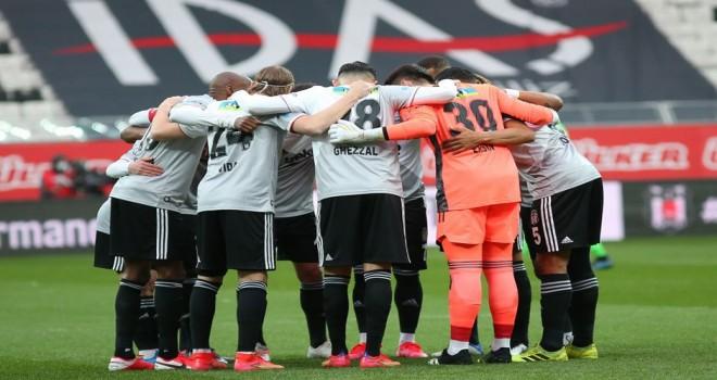 Beşiktaş Sivasspor ile 30. randevuda