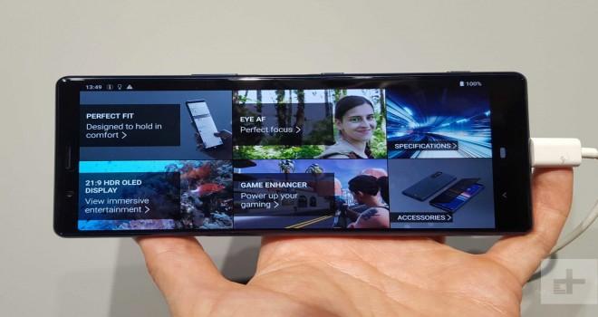 İşte karşınızda Sony Xperia 5 ve özellikleri