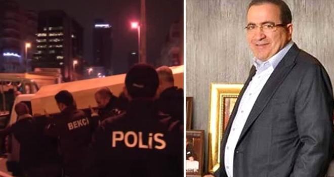 Beşiktaş'ta öldürülen iş adamının davası görülmeye devam edildi