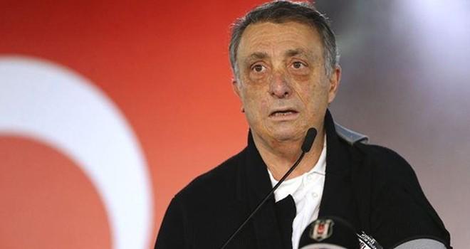 Başkan Çebi Beşiktaş'ın borç tablosunu açıkladı
