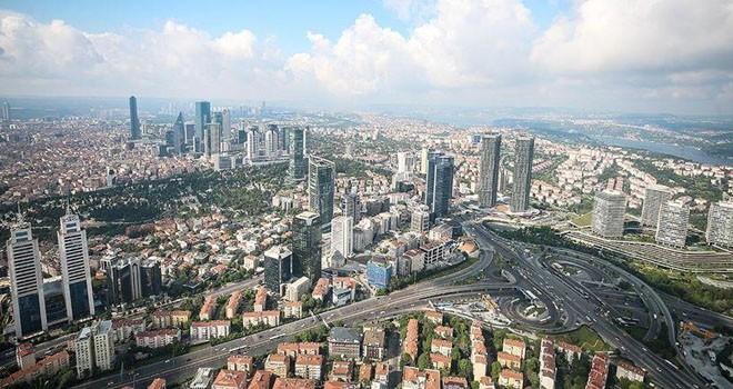 182 bin kişi Beşiktaş'ta yaşıyor