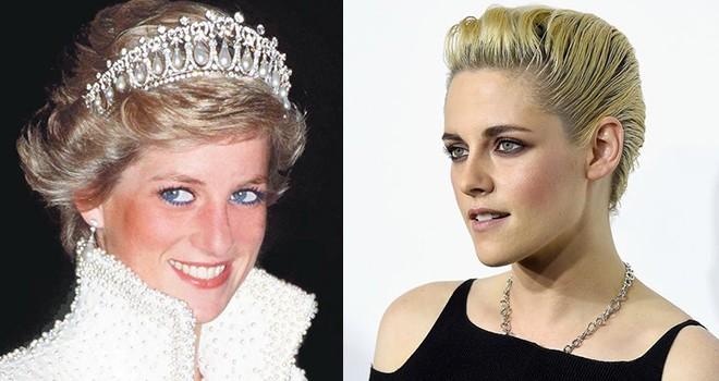 Kristen Stewart Prenses Diana'yı canlandıracak