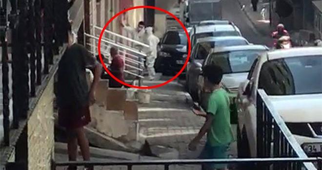 Filyasyon ekibi kılığına giren Beşiktaş Emniyet'i hırsızı yakaladı