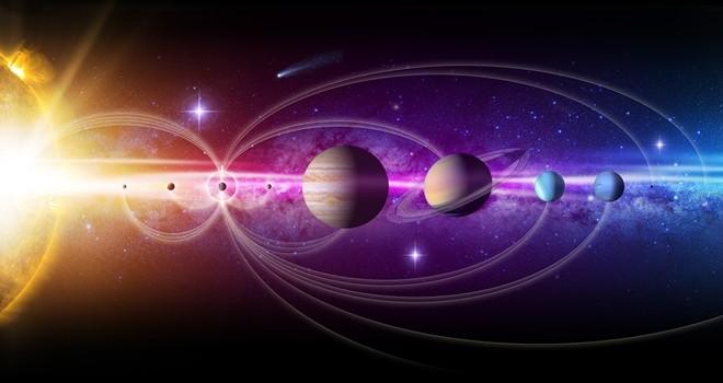Gezegenler isimlerini nereden alıyor