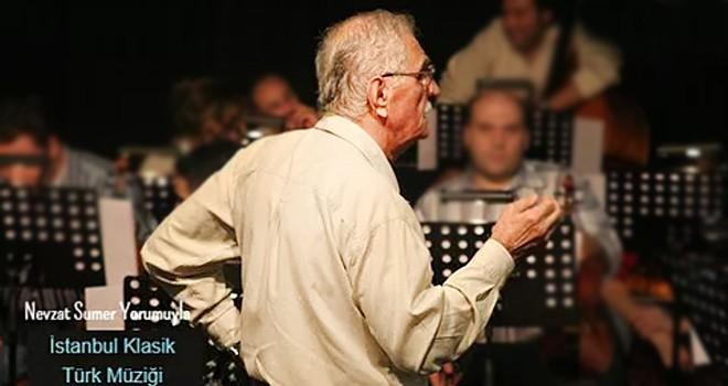Nevzat Sümer yorumuyla İstanbul Klasik Türk Müziği Orkestrası eserleri Radyo Beşiktaş'ta!