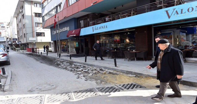 Beşiktaş'ta ortalık savaş alanı gibi!..