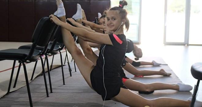Beşiktaş Jimnastik Takımı sporcuları Milli Takım'a seçildi!