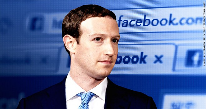 Facebook'un kurucusu Zuckerberg şaşırttı