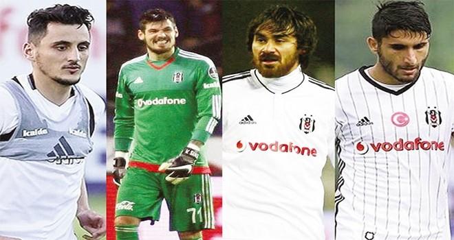 Beşiktaş yönetimi ince eleyip sık dokuyor