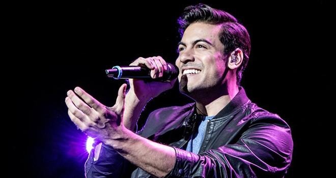 Carlos Rivera'nın şarkıları Radyo Beşiktaş'ta!