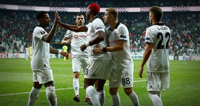 Malmö ve Beşiktaş karşı karşıya