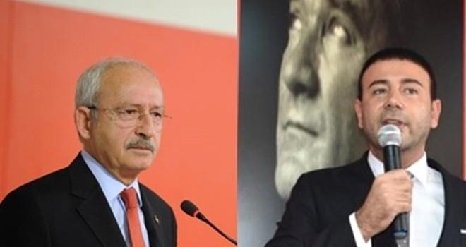 Rıza Akpolat, Kemal Kılıçdaroğlu ile  kamuoyunun karşısına çıktı.